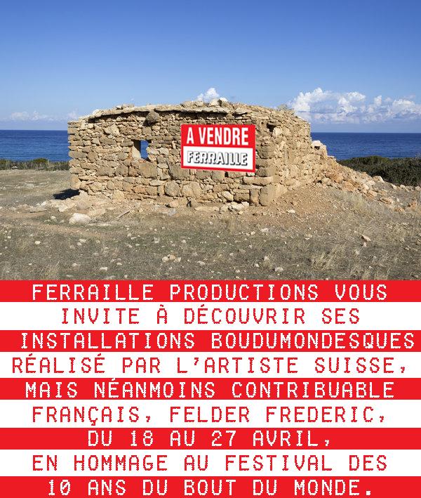 Fly Ferraille BDM grand