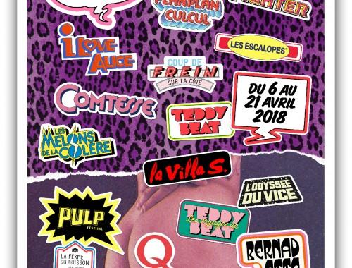 Affiche BD Cul